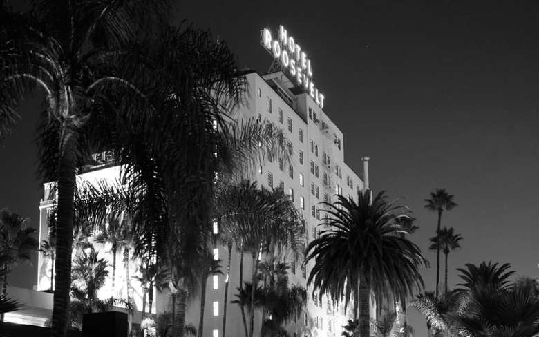 Hollywood Roosevelt Hotel, Los Angeles, CA