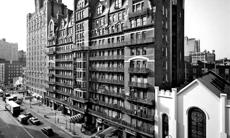 Hotel Chelsea, NYC