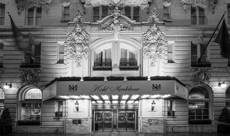 Hotel Monteleone, New Orleans, LA