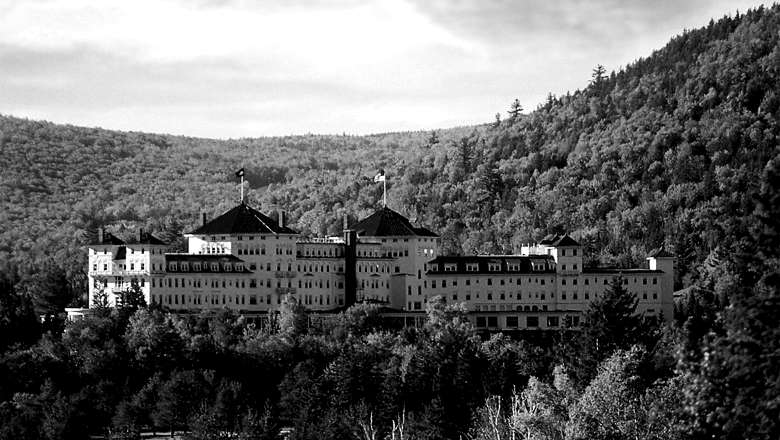 Omni Hotel, Mount Washington, Bretton Woods, NH