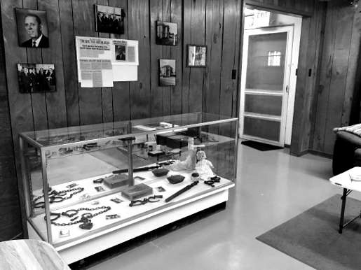 Old Lavaca County Jail Museum
