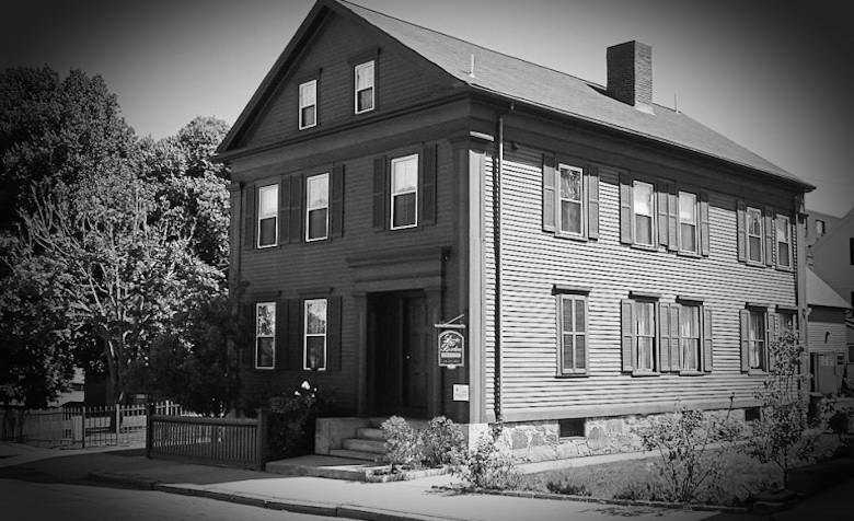 Lizzie Borden's House, Fall River