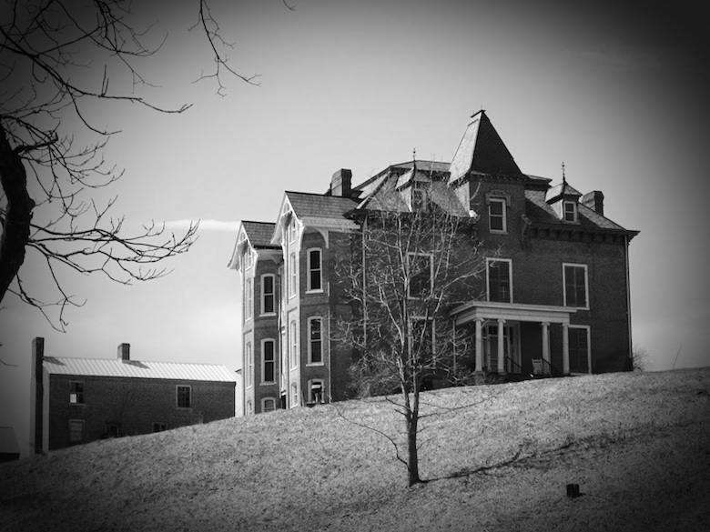 Major Graham's Mansion, Wythe County