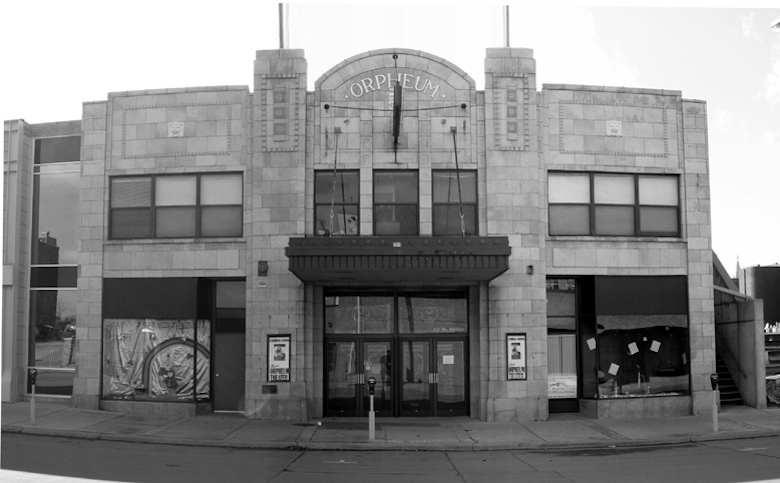 Orpheum Theatre, Sioux Falls