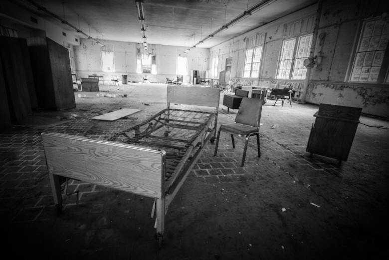 South Carolina Lunatic Asylum, Columbia