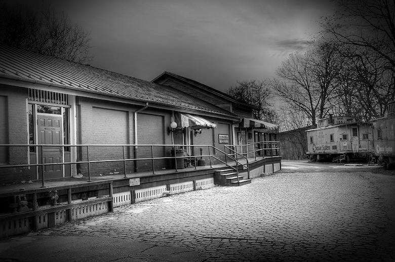 Staunton Train Depot, Staunton