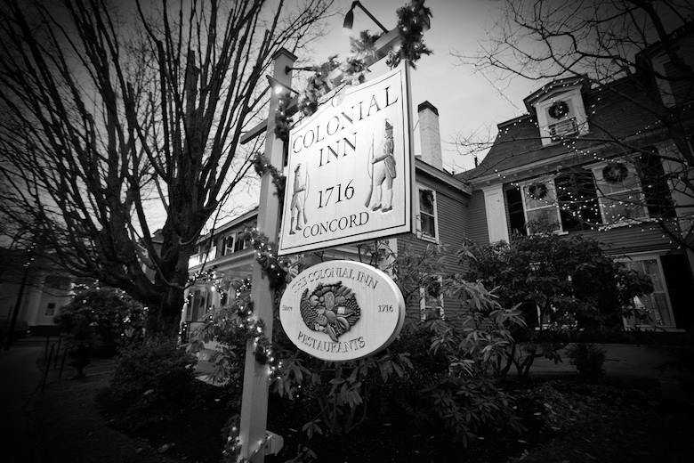 The Colonial Inn, Concord