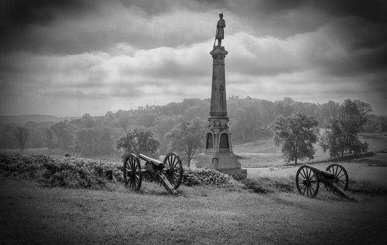 Gettysburg Battlefield, Gettysburg