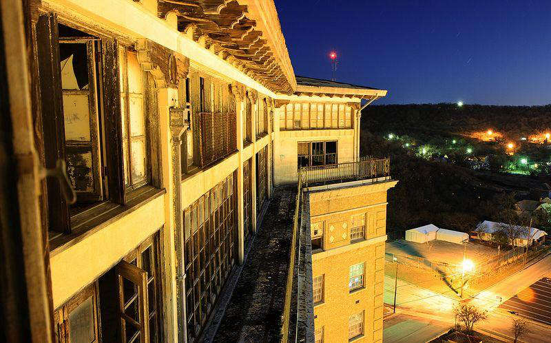 Ghosts of the Baker hotel, mineral wells