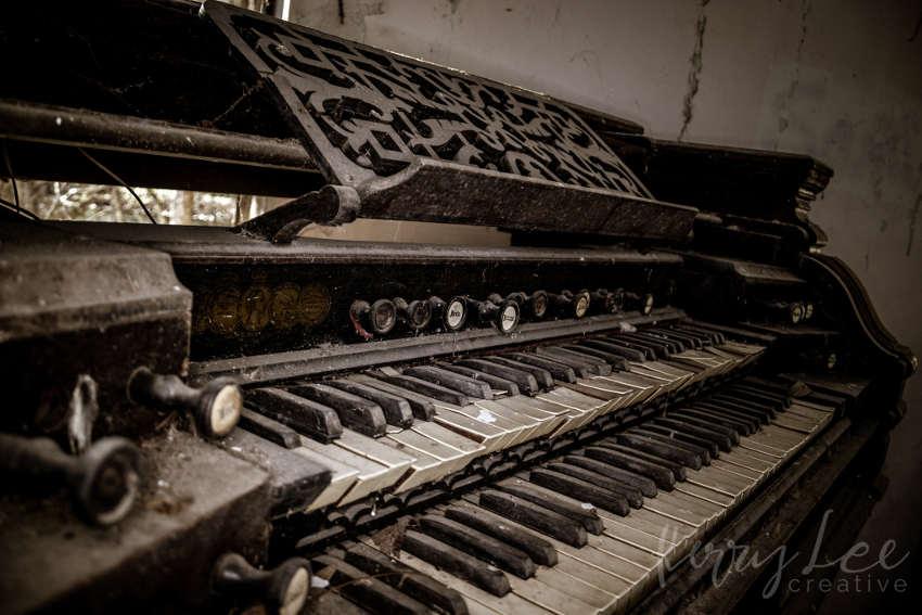 Yorktown Hospital Chapel Piano