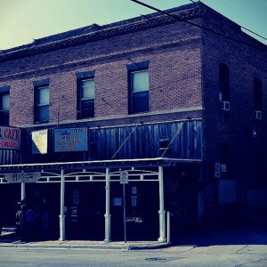 An image of the haunted Miss Molly's Hotel in Fort Worth Texas